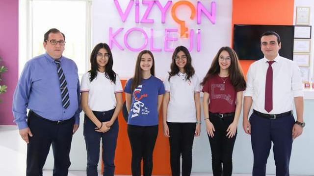 Özel Vizyon Anadolu Lisesi öğrencileri Oxford'da