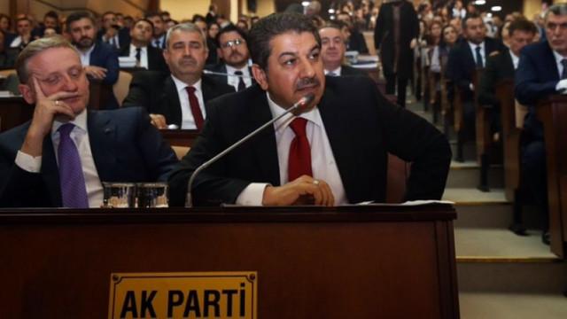 AK Partili Göksu'dan şaşırtan çıkış: ''Suyu biz getirdik''