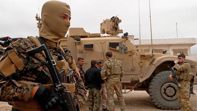 ABD, YPG/PKK'yı eğitmeye devam ediyor