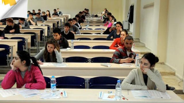 Açıköğretim sınav giriş yerleri açıklandı
