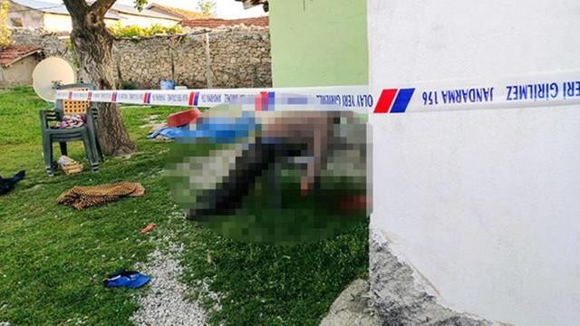 Dehşete düşüren manzara; 14 yaşında katil oldu