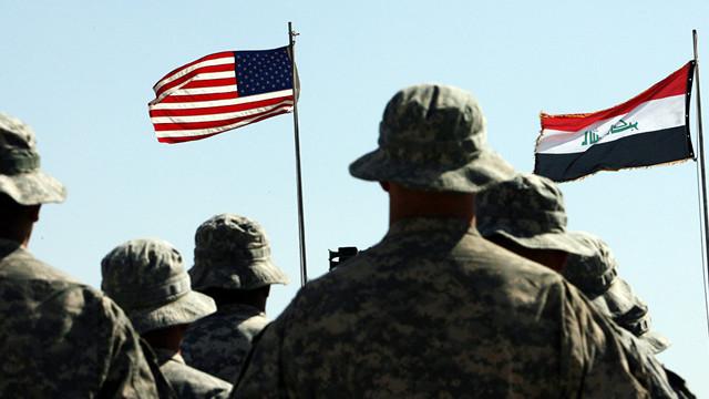 ABD Büyükelçiliği: Irak'ı terk edin