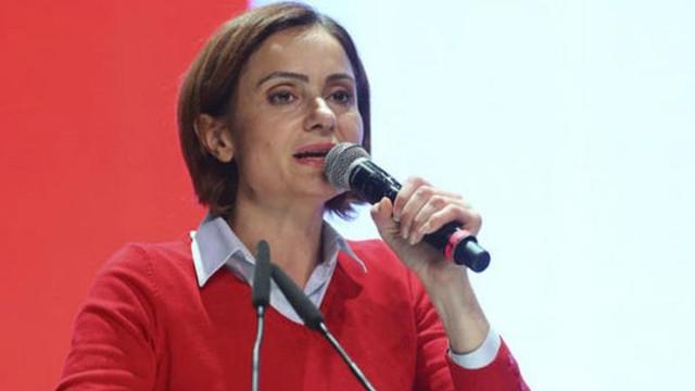 Kaftancıoğlu: ''Çaldılar kampanyası ters tepti''