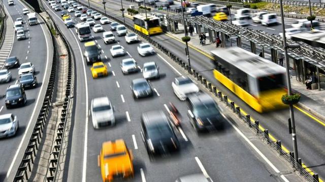 Türkiye'deki otomobillerin yüzde 37.87.'si LPG'li