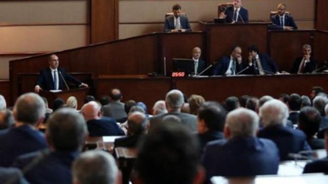 İBB Meclisi'nde FETÖ gerginliği: ''Allah belasını versin''