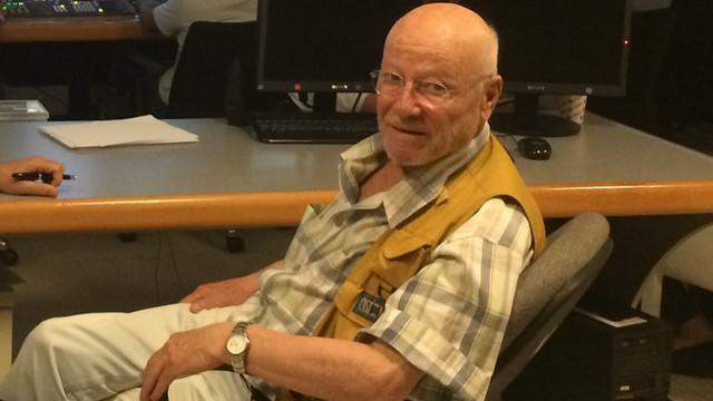 Usta gazeteci Ulvi Yanardağ hayatını kaybetti