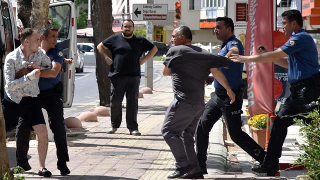 Sokaktakiler ölümden döndü !