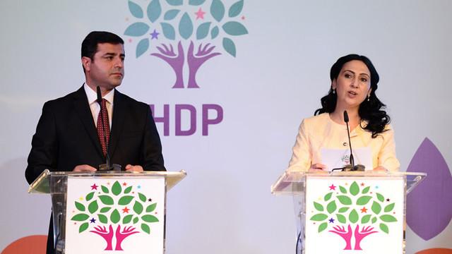 Demirtaş ve Yüksekdağ hakkında beraat kararı