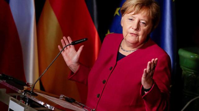 Merkel: ''Türkiye'nin AB üyeliği imkansız''