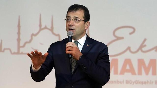 Ekrem İmamoğlu: ''İstanbul'da her hanenin cebine 200 TL koyduk''