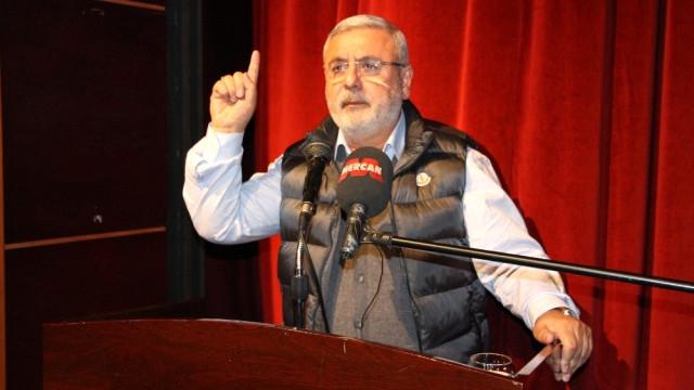 AK Partili Metiner: ''Herkesi kucaklamak da neyin nesi?''