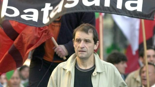 16 yıldır aranan ETA'nın siyasi lideri yakalandı