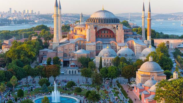 ''Ayasofya'yı onlar değil, Müslümanlar inşa etti''