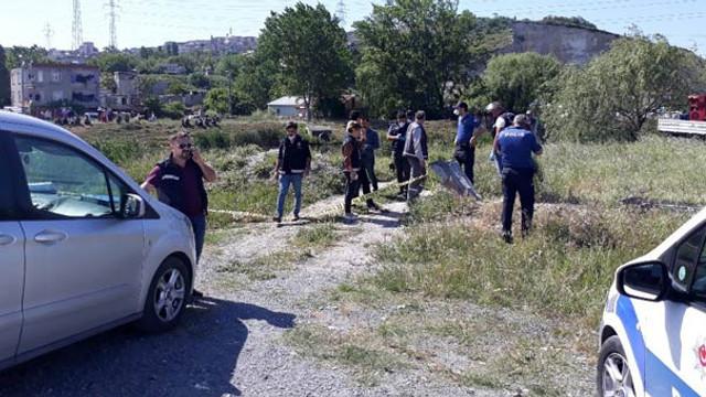 İstanbul'da dereden çocuk cesedi çıktı