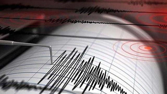 O ülkede çok şiddetli deprem !