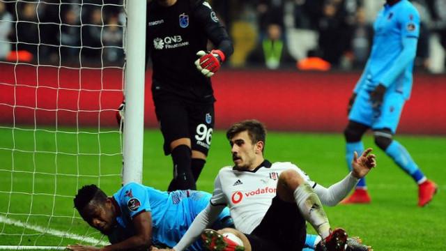 Beşiktaş'ta Gökhan Gönül ve Dorukhan Toköz Trabzonspor maçında yok