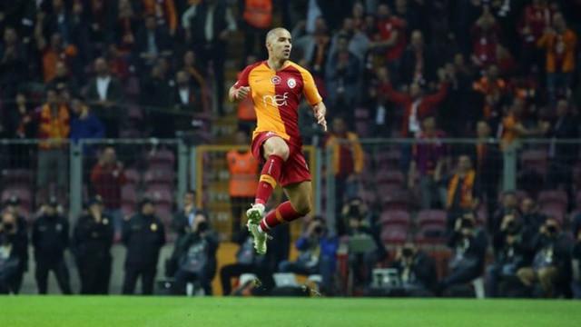 Sofiane Feghouli: Medipol Başakşehir maçı için sabırsızlanıyorum