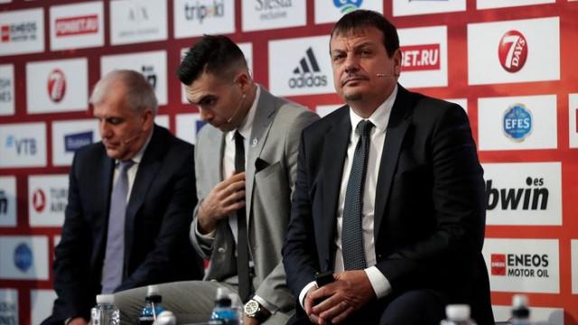 Ergin Ataman: O kupa Türkiye'ye gelecek
