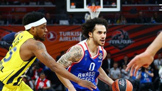 Anadolu Efes EuroLeague'de finale yükseldi