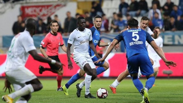Kasımpaşa 1 - 1 Atiker Konyaspor
