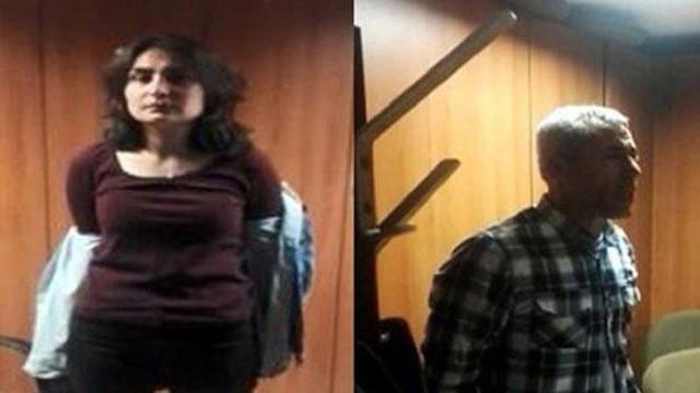 TBMM'de yakalanan teröristler tutuklandı !