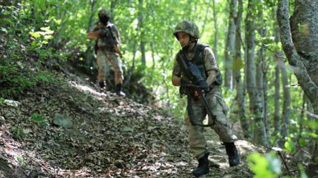 PKK'lı ''Kawa'' yakalandı ! JÖH'ler onun peşinde...