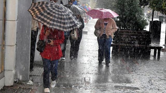 Meteoroloji'den yağış ve rüzgar uyarısı !