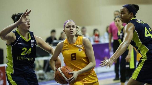 Galatasaray - Fenerbahçe derbisinde seri 2-2'ye geldi