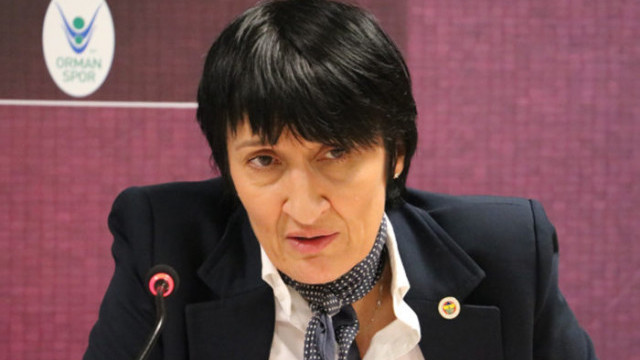 Valerie Garnier: Evimizde seriyi 3-2 bitirmemiz gerekiyor