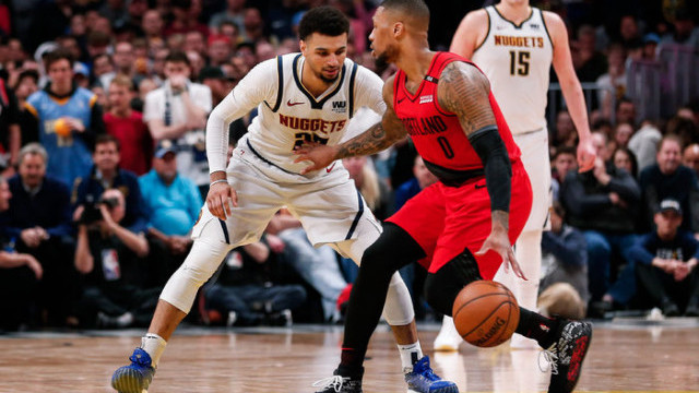 Portland Trail Blazers, Denver Nuggets'ı deplasmanda yendi