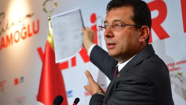 İmamoğlu'na FETÖ kumpası kurmaya çalışan ismin diploması sahte çıktı