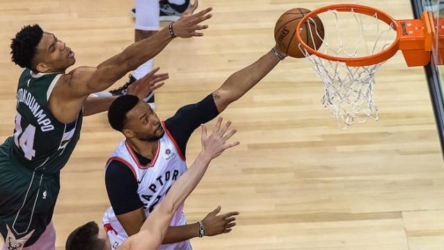 Toronto Raptors, Doğu Konferansı finalindeki ilk galibiyetini aldı
