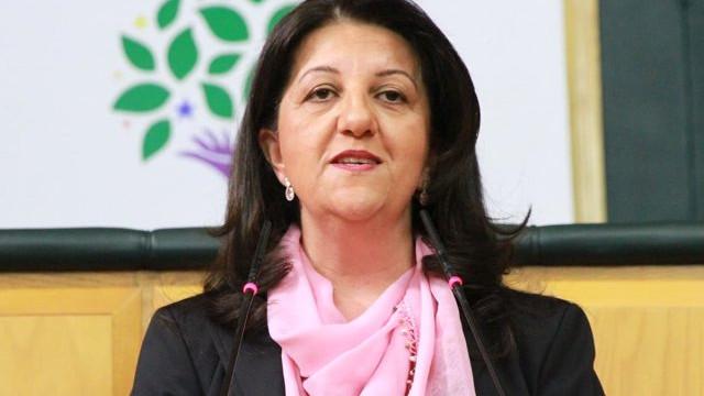 HDP Eş Genel Başkanı Buldan: Davet etselerdi, Samsun'da olmak isterdik
