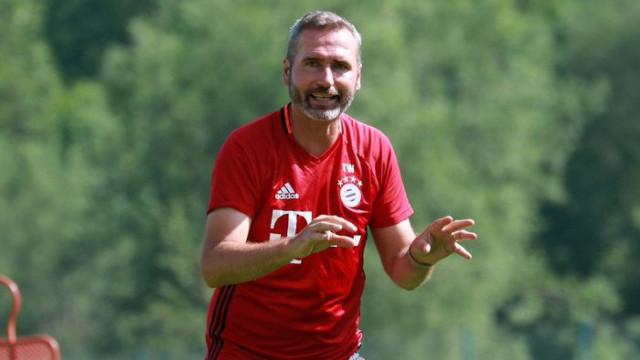 Stuttgart'ın yeni teknik direktörü Tim Walter olacak