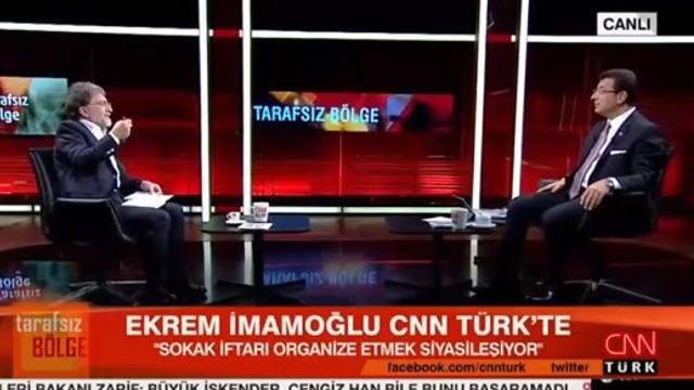 İmamoğlu'ndan Erdoğan ve Yıldırım'a çok sert ''çaldılar'' yanıtı