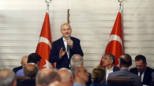 Bakan Soylu'dan çok konuşulacak İstanbul açıklaması