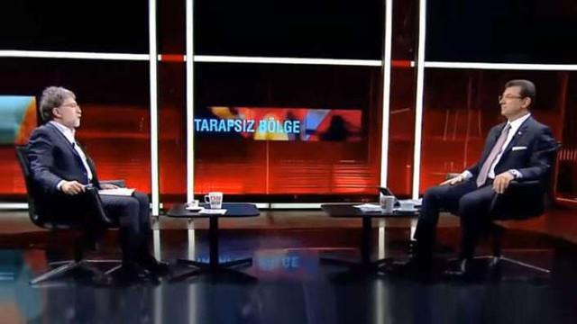 Eski CNN Türk çalışanı Emin Çapa, programa gelen talimatı açıkladı