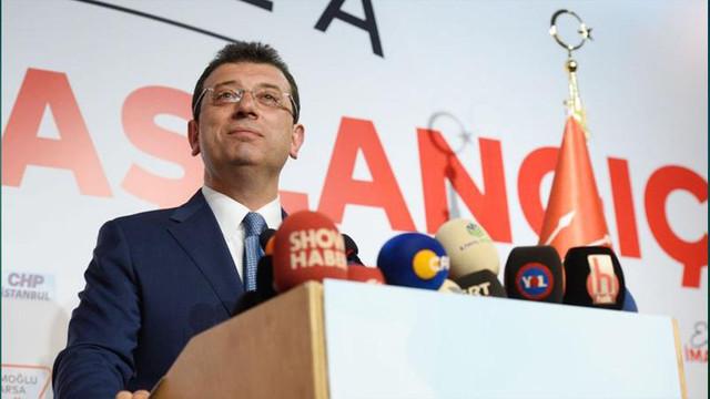 Ekrem İmamoğlu'ndan Ahmet Hakan'a Halk TV'den eleştiri