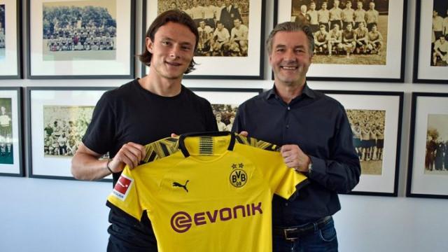 Nico Schulz, Borussia Dortmund'da