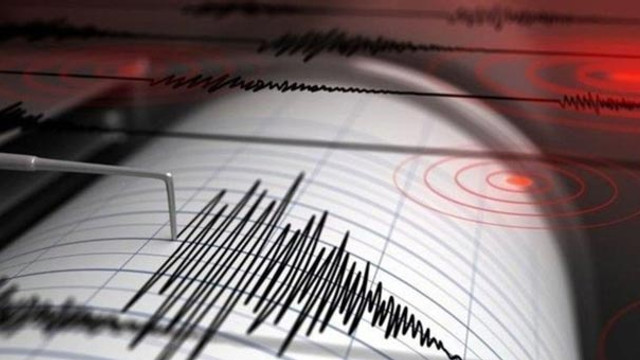 Marmara Denizi'nde korkutan deprem !