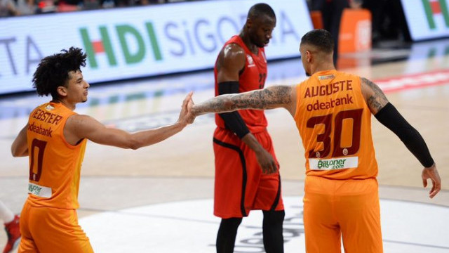 Galatasaray Doğa Sigorta 79 - 61 Gaziantep Basketbol