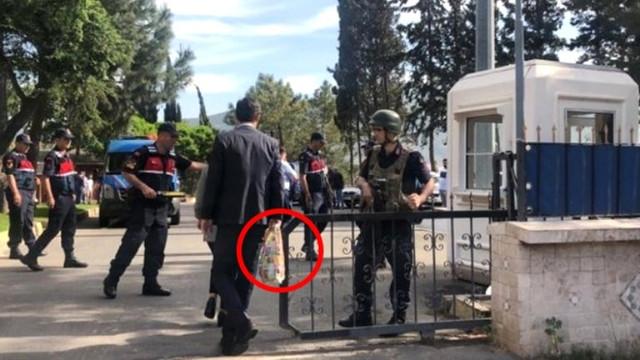PKK elebaşı Öcalan'ın avukatları yeniden İmralı'da