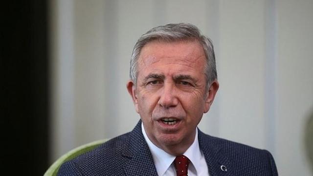 Mansur Yavaş'tan Ankara'da taksicilere müjde