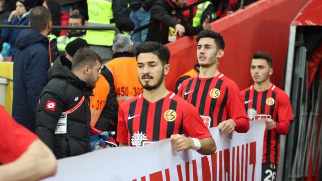 Fıratcan Üzüm: Trabzonspor'da oynamak her futbolcunun hayalidir