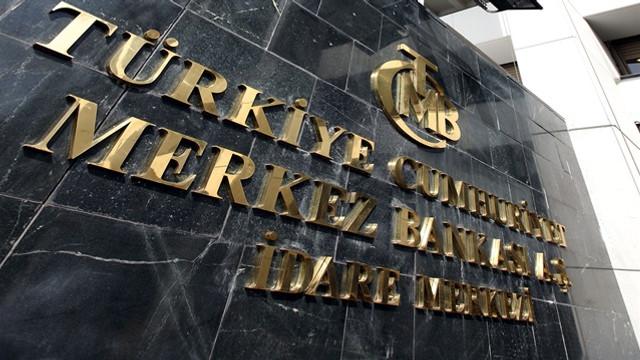 Merkez Bankası net uluslararası rezervleri eridi