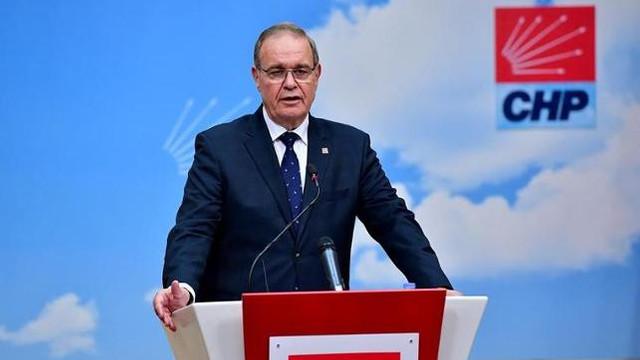 CHP Sözcüsü Öztrak: ''Millet iradesi cezalandırılmıştır''