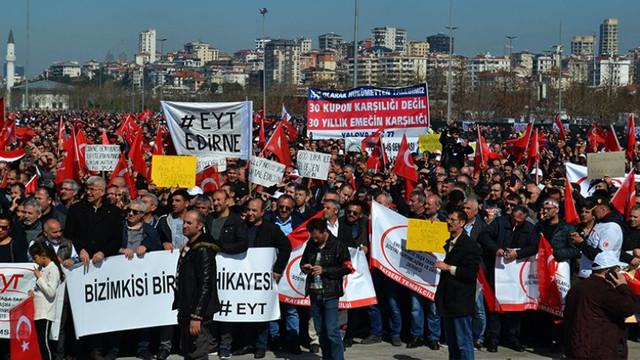 EYT'liler 26 Mayıs'ta İstanbul'da buluşacak
