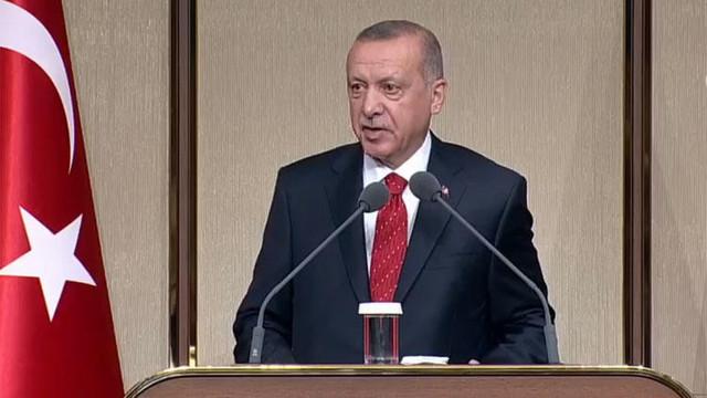 Erdoğan yeni eğitim sistemine yönelik eleştirilere bu yanıtı verdi