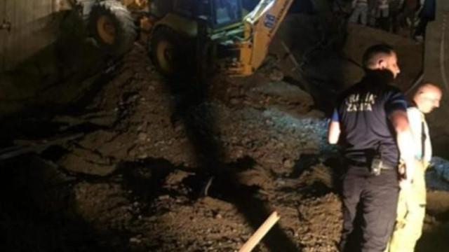 Minik çocuğu yutan çukurun müteahhiti tutuklandı