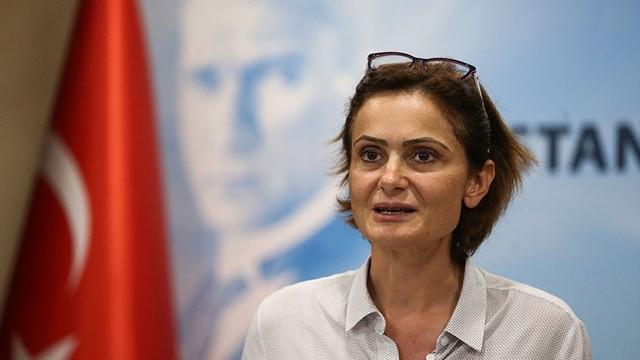 CHP'li Canan Kaftancıoğlu hakkında 17 yıla kadar hapis istendi